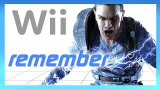 Star Wars The Force Unleashed II - Wii Remember