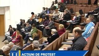 Acţiuni de protest