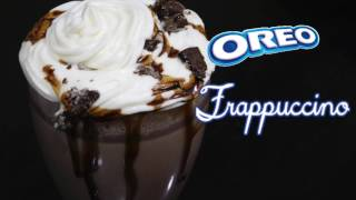 Oreo Frappuccino from Starbuck's Secret Menu, Oreo Frappe Recipe Without Ice Cream