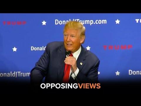 Trump Weighs In On Cruz