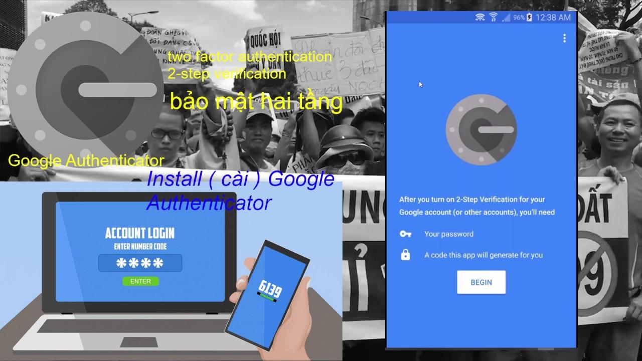 Bảo Mật Hai Tầng với Google Authenticator — phần 01 | Install (