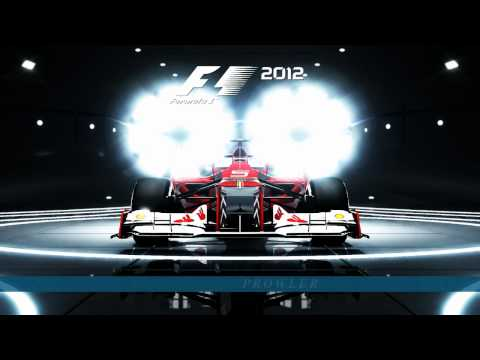 F1 2012 - Proving Ground and Time Trial (Soundtrack Score OST)