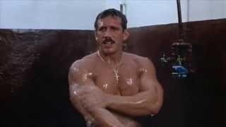 Bodybuilder Joe Gonzales in Brain Damage (1988)
