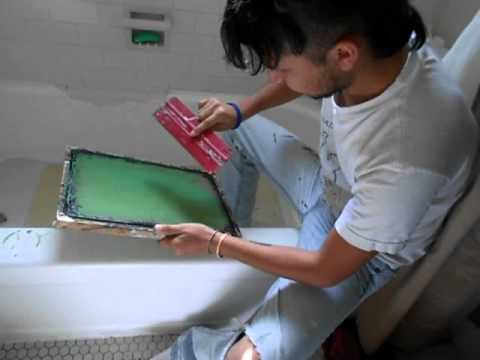 How to Screen Print (Part 1)
