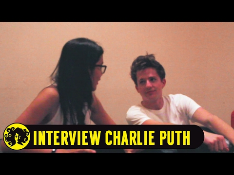 EXCLUSIVE INTERVIEW WITH CHARLIE PUTH