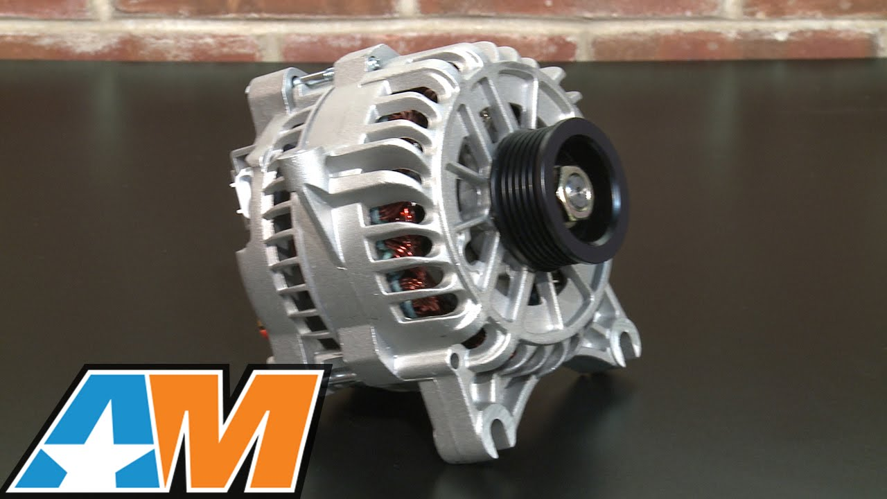 Mustang Pa Performance High Output Alternator 200 Amp 05 08 Gt Wiring Diagram Review