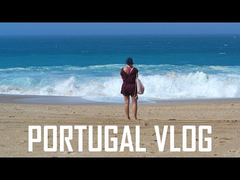 VLOG 4.0 | PORTUGAL // NAZARÈ, LISBOA, BALEAL