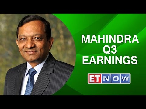 Mahindra & Mahindra Quarter 3 Earnings | Profit Falls