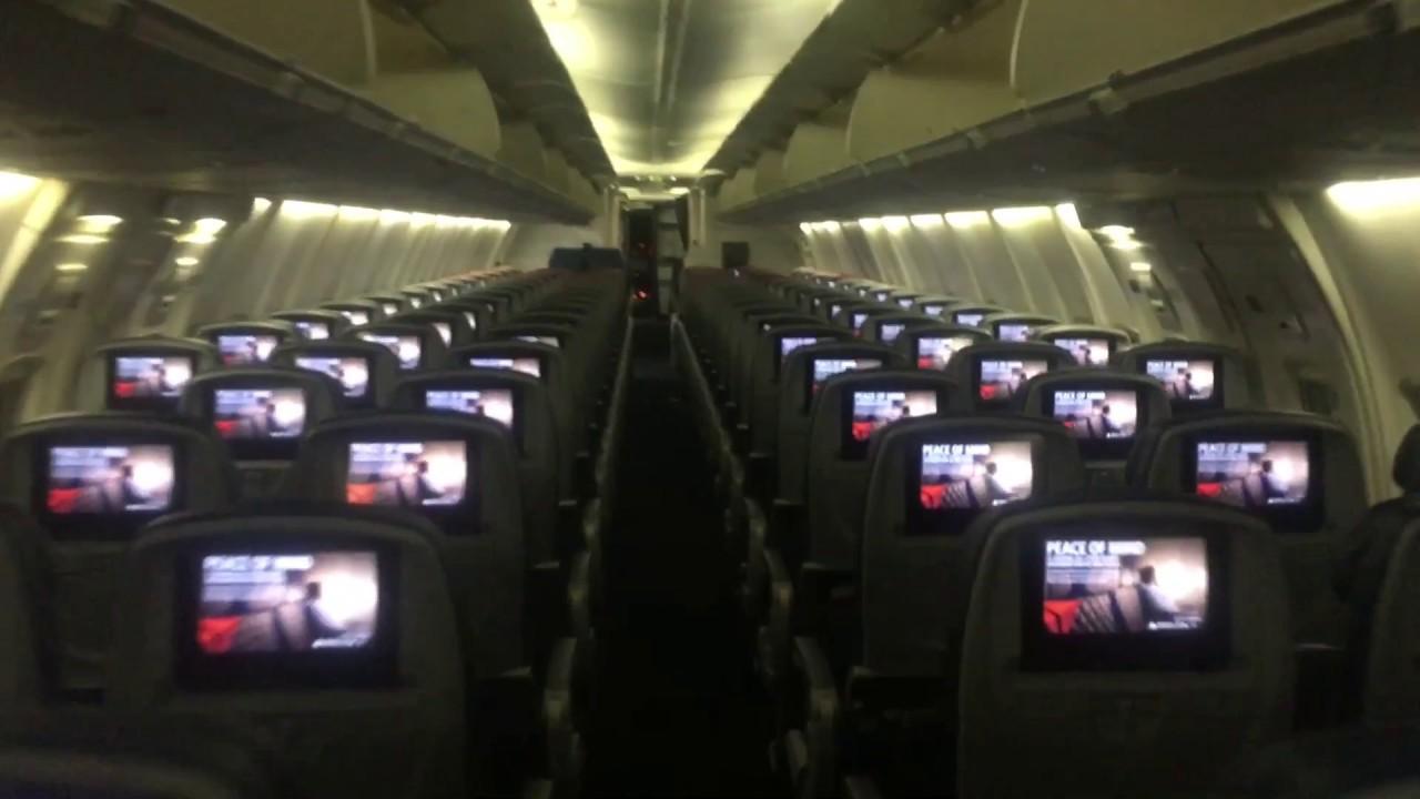 Delta Airlines 757 300 75y Cabin