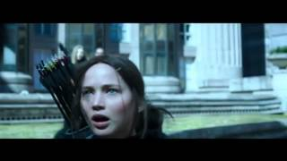 Mockingjay Part 2 Oil Scene