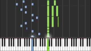 Grande Amore - Il Volo (Italy) - Piano Tutorial