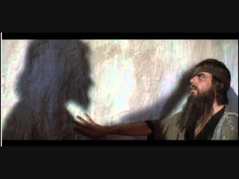 "Jesus heals a Blind man  from ""King of Kings 1961"""
