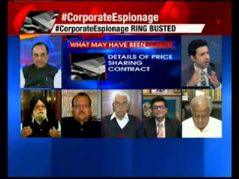 Nation At 9: #CorporateEspionage - How long has this been going on?