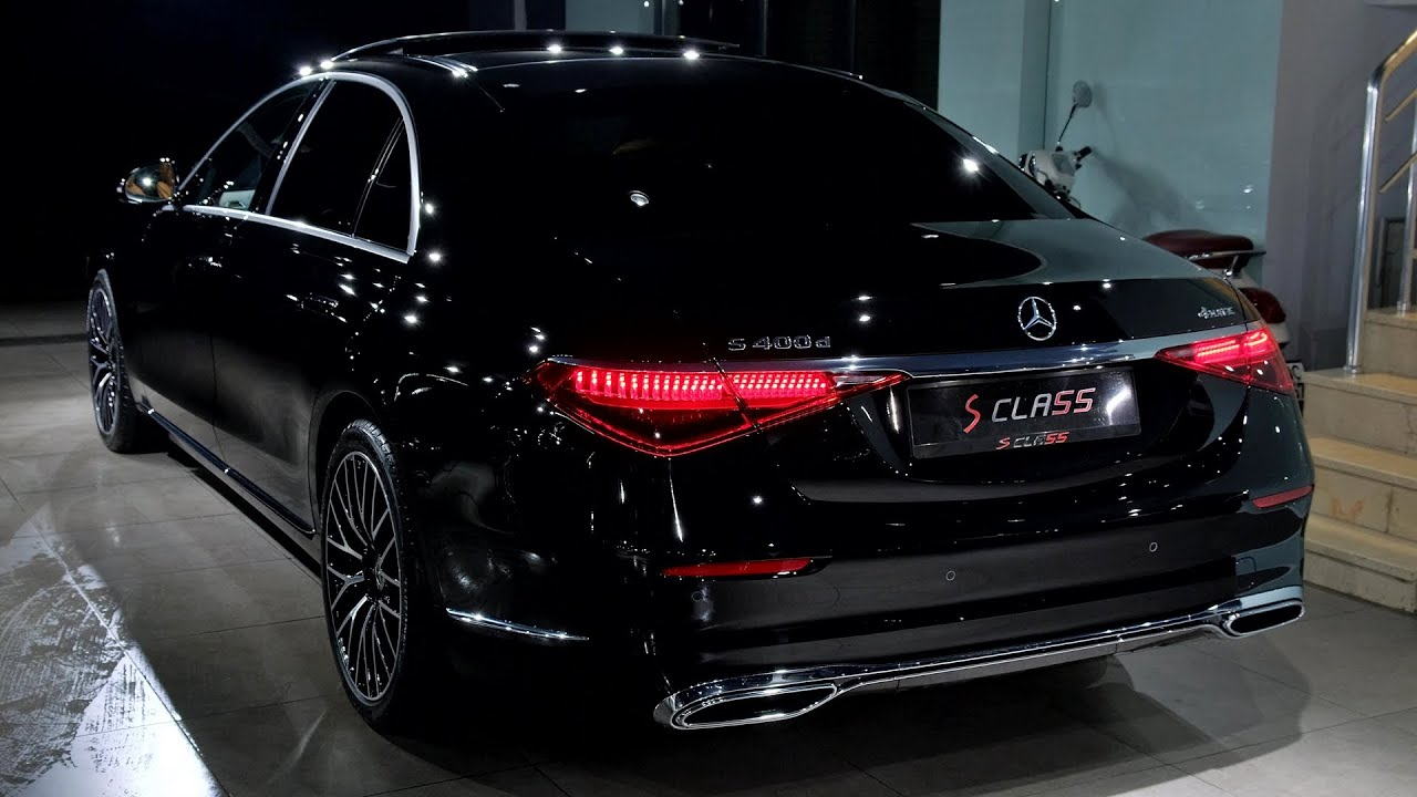 2021 Mercedes S-Class - Exterior and interior Details (King Sedan)