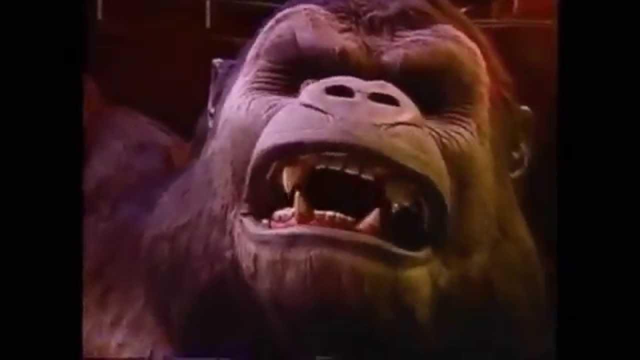 Universal Studio's Kongfrontation The King Kong Encounter ...