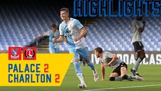 Crystal Palace 2-2 Charlton | Match Highlights