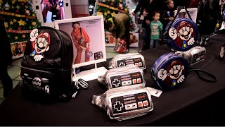 Super Mario Bros. x Danielle Nicole Launch Event at Nintendo NY