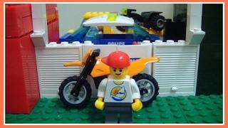 Lego Мультфильм Город Х - 2 сезон (16 серия)
