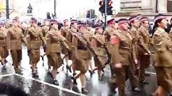 Glasgow Remembrance Day 2018 - [4K/UHD]