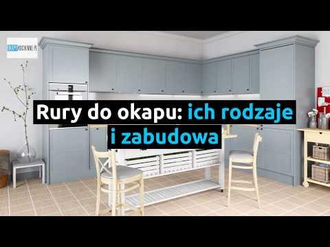 Rury Do Okapu Ich Rodzaje I Zabudowa Okapykuchenne Pl Youtube