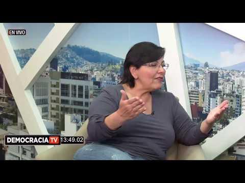 Focus en Democracia: Situación en Venezuela, Abogada venezolana Judith Nuñez