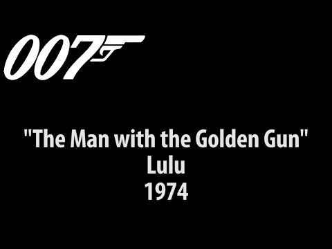 The Man with the Golden Gun - Lulu (1974) James Bond Theme