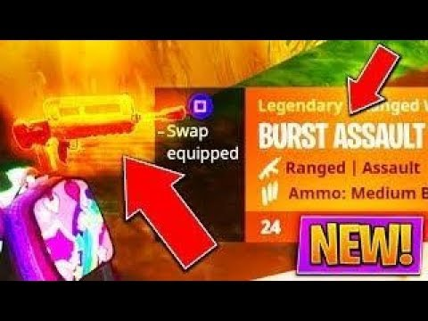 FORTNITE (PAKISTAN) *NEW* BURST RIFLE