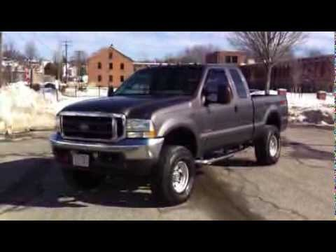Ford Powerstroke For Sale >> 2003 Ford f350 Powerstroke 6.0l diesel for sale - YouTube