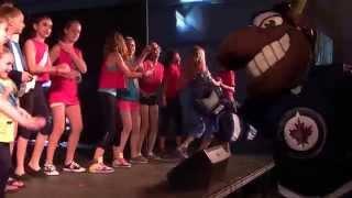 Move 'N Groove-a-Thon 2015 - Team Olivia & Frankie Hollywood