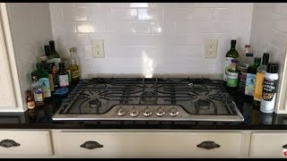 How to install Gas Cooktop Properly & Safely!