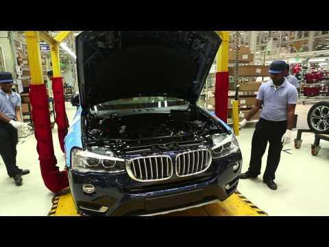 Make in India - BMW