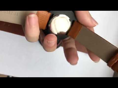 EcVendor Lady Style Wood Wristwatch Women Wooden Watch