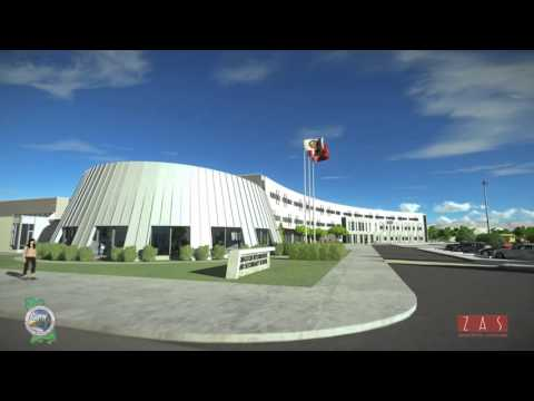 Draft Design Concept-New Kingston Intermediate & Secondary School