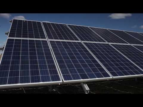 Proven Energy Management Solar Project at Associated Grain Dalby