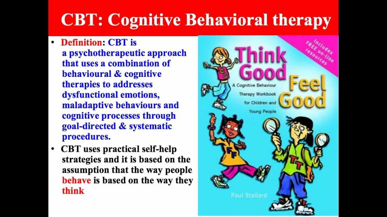 CBT - VCE U4 Psychology - YouTube