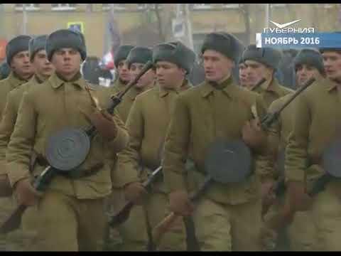 Парад Памяти 7 ноября в Самаре может стать главной федеральной площадкой празднования в России
