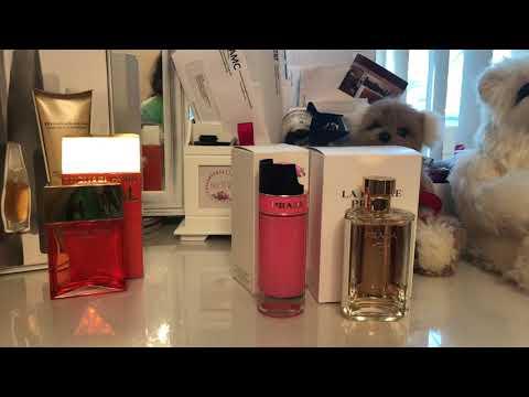 Мои парфюмерные новинки февраля! Michael Cors, Prada, Donna Koran.