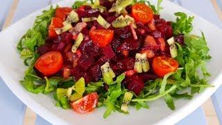 Пробуйте новый салат. Вкус удовольствия.Рецепты салатов.