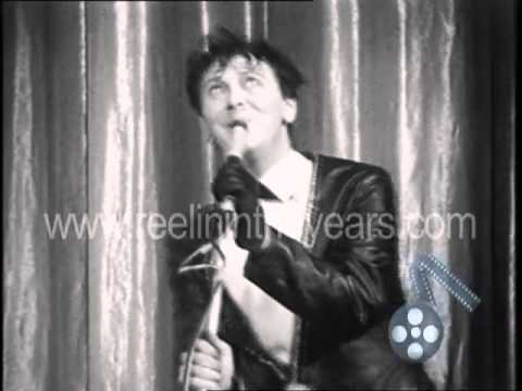 "Gene Vincent ""Be-Bop-A-Lula"" 1963 (Reelin' In The Years Archives)"