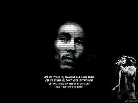 Bob Marley Give Thanks And Praises