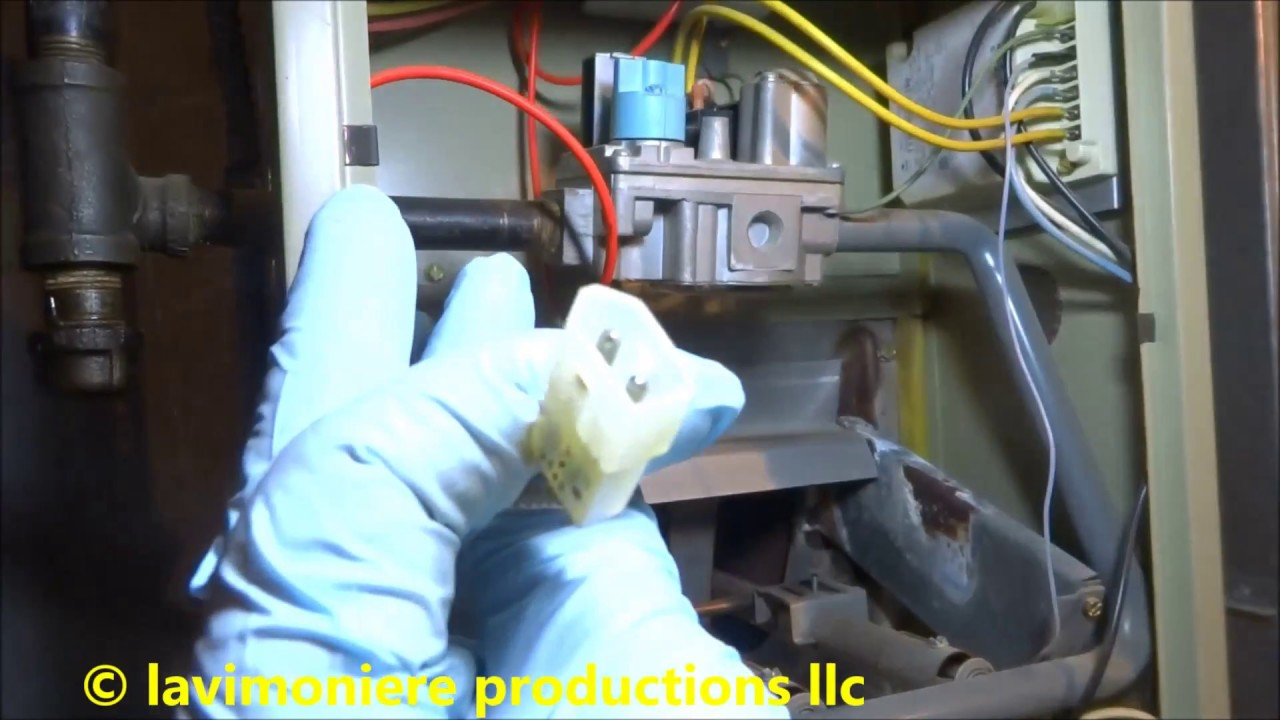 Comfortmaker Gas Furnace will not ignite on