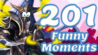 Heroes of the Storm: WP and Funny Moments #201