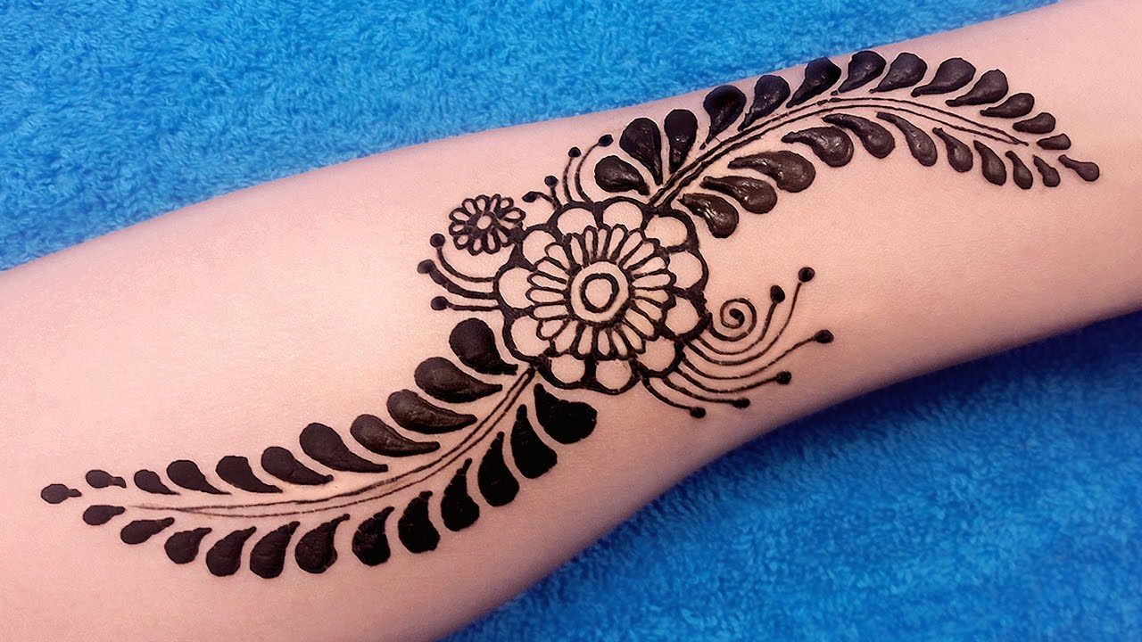 mehndi designs for hands simple mehndi designs for hands