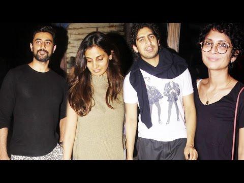 Bollywood Celebs Party At Aamir Khan's House!