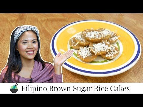 How to Make Kutsinta Recipe | Filipino Steamed Rice Cakes | Filipino Desserts