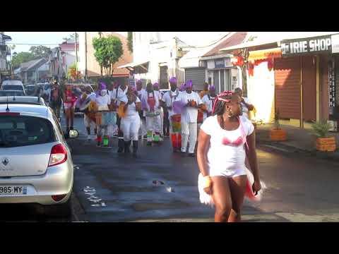 CARNAVAL DE TRINITE 2018 (MARTINIQUE)