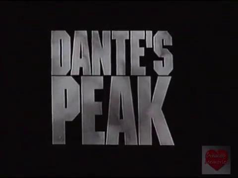 Dante's Peak  Feature Film  Television Commercial  1997