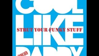 Cool Like Daddy - Strut Your Funky Stuff (Radio Edit taster) Enriched Records
