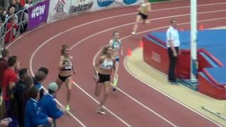 400m women @ RIG - Reykjavík International Games 2017