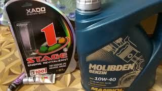 2 тест присадки Хадо, эксперимент Хадо, восстановление цилиндров,стоит ли залива